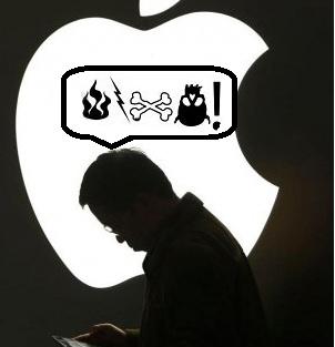 MAC antivirus -swearing
